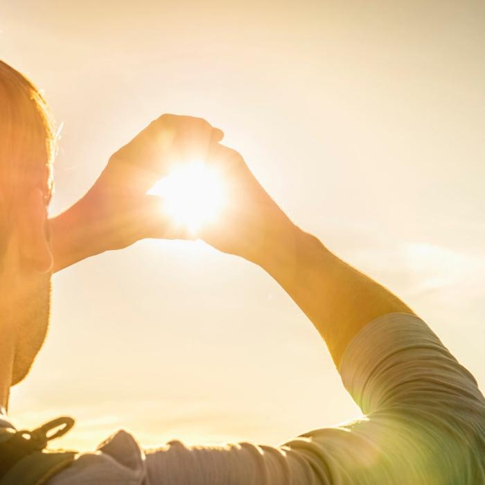 capturing sunshine