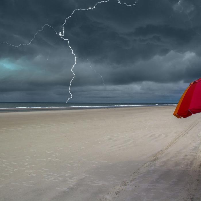 Florida storm approaching