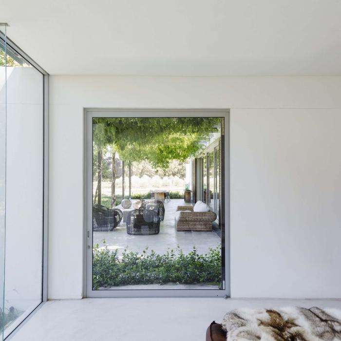 new large energy-efficient windows